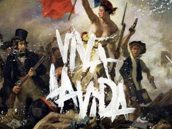Обкладинка альбому La Vida Or Death And All His Friends групи Coldplay
